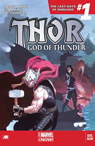 Thor: God of Thunder No.19.NOW