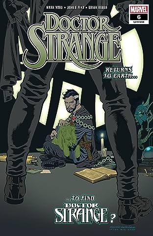 Doctor Strange (2018-2019) No.6