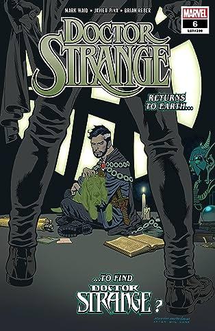 Doctor Strange (2018-) #6