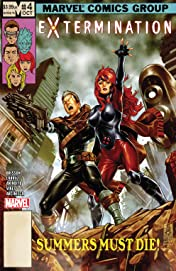 Extermination (2018) #4 (of 5)