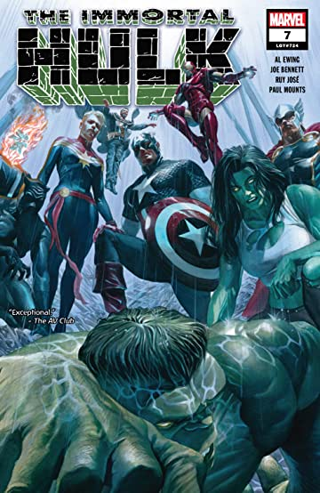 Immortal Hulk (2018-) #7