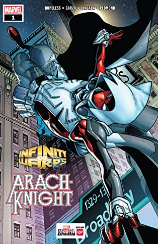 Infinity Wars: Arachknight (2018) #1 (of 2)
