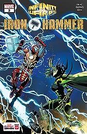 Infinity Wars: Iron Hammer (2018) #2 (of 2)