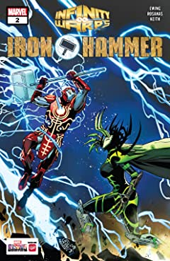 Infinity Wars: Iron Hammer (2018) #2 (of 2)