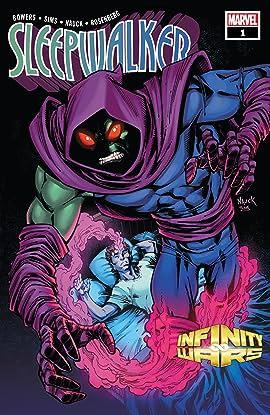 Infinity Wars: Sleepwalker (2018) #1 (of 4)