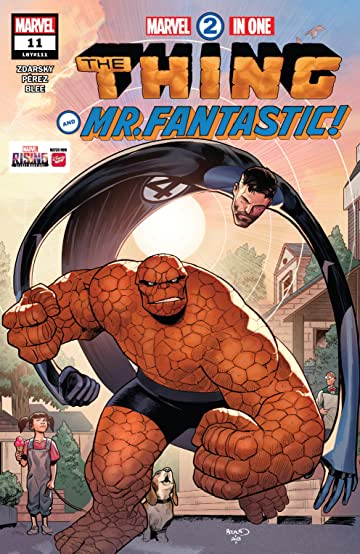Marvel Two-In-One (2017-2018) #11