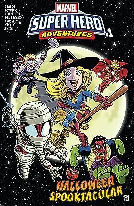 Marvel Super Hero Adventures: Captain Marvel - Halloween Spooktacular (2018) No.1