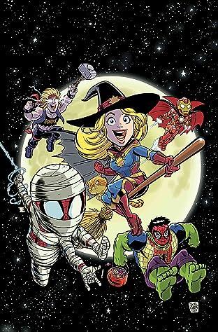 Marvel Super Hero Adventures: Captain Marvel - Halloween Spooktacular (2018) #1