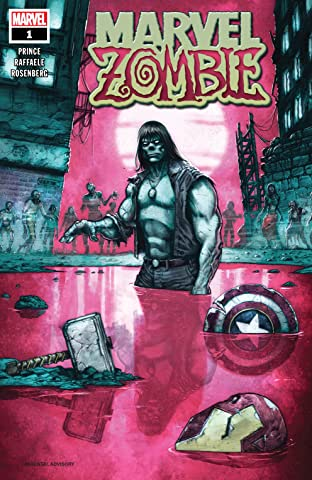Marvel Zombie (2018) No.1