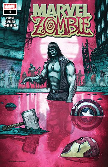 Image result for Marvel Zombie #1 2018