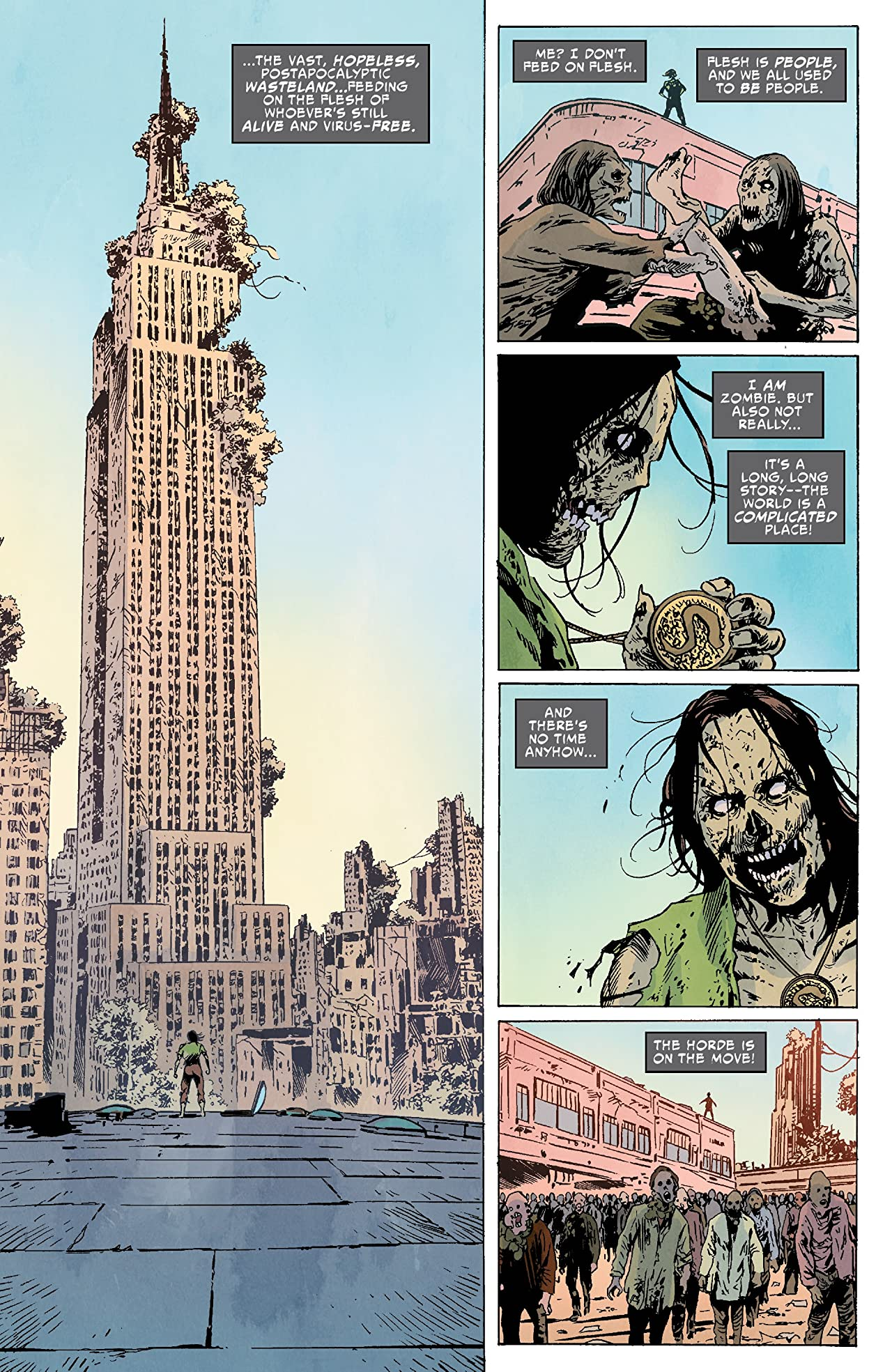 Marvel Zombie (2018) #1