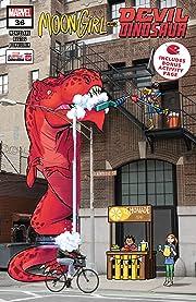 Moon Girl and Devil Dinosaur (2015-) #36