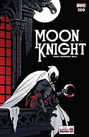 Moon Knight (2017-2018) #200