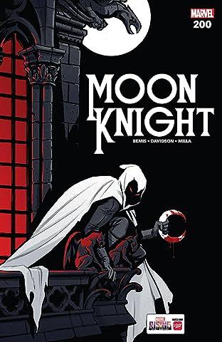Moon Knight (2017-) #200