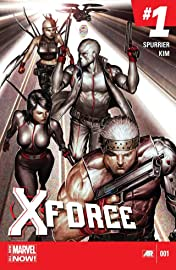 X-Force (2014-) #1