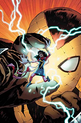 Ms. Marvel (2015-) #35