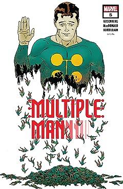 Multiple Man (2018) #5 (of 5)