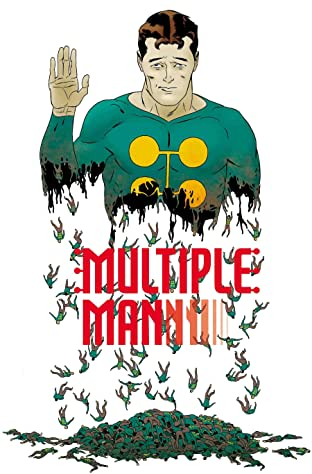 Multiple Man (2018) #5 (of 5)