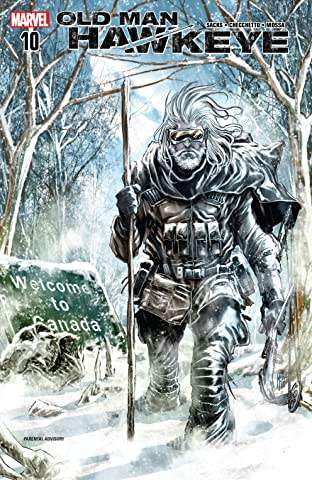 Old Man Hawkeye (2018) #10 (of 12)