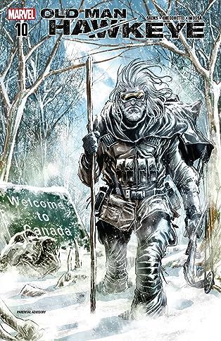 Old Man Hawkeye (2018) #10 (of 12)
