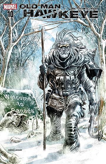 Old Man Hawkeye (2018-) #10 (of 12)