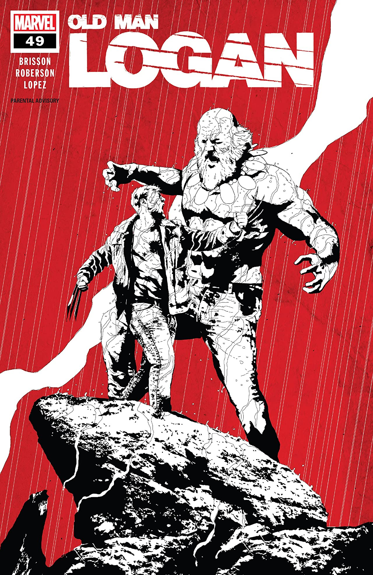 Old Man Logan (2016-) No.49