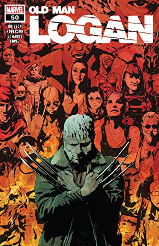 Old Man Logan (2016-2018) #50