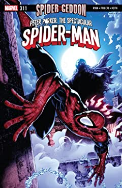 Peter Parker: The Spectacular Spider-Man (2017-) #311