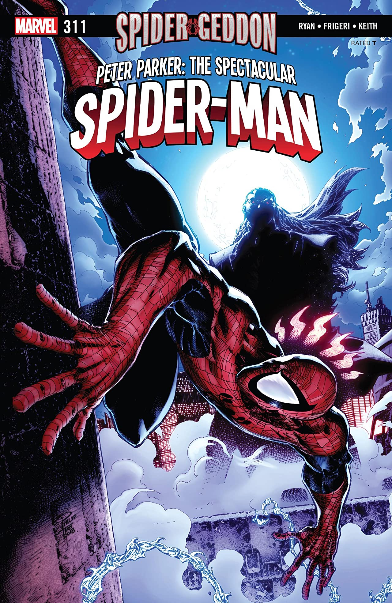 Peter Parker: The Spectacular Spider-Man (2017-) No.311