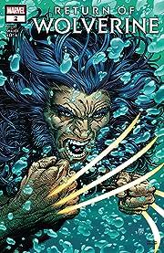 Return Of Wolverine (2018-2019) #2 (of 5)