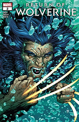 Return Of Wolverine (2018-) #2 (of 5)