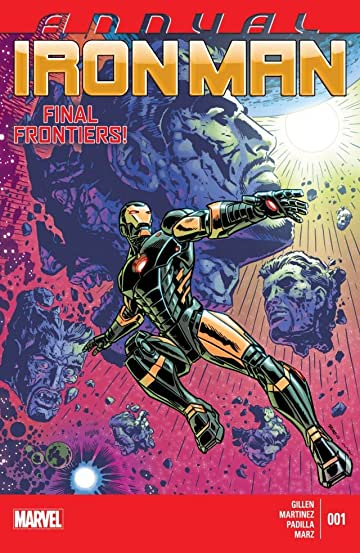 Iron Man (2012-2014) Annual #1