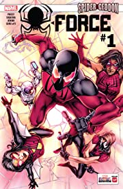 Spider-Force (2018) #1 (of 3)