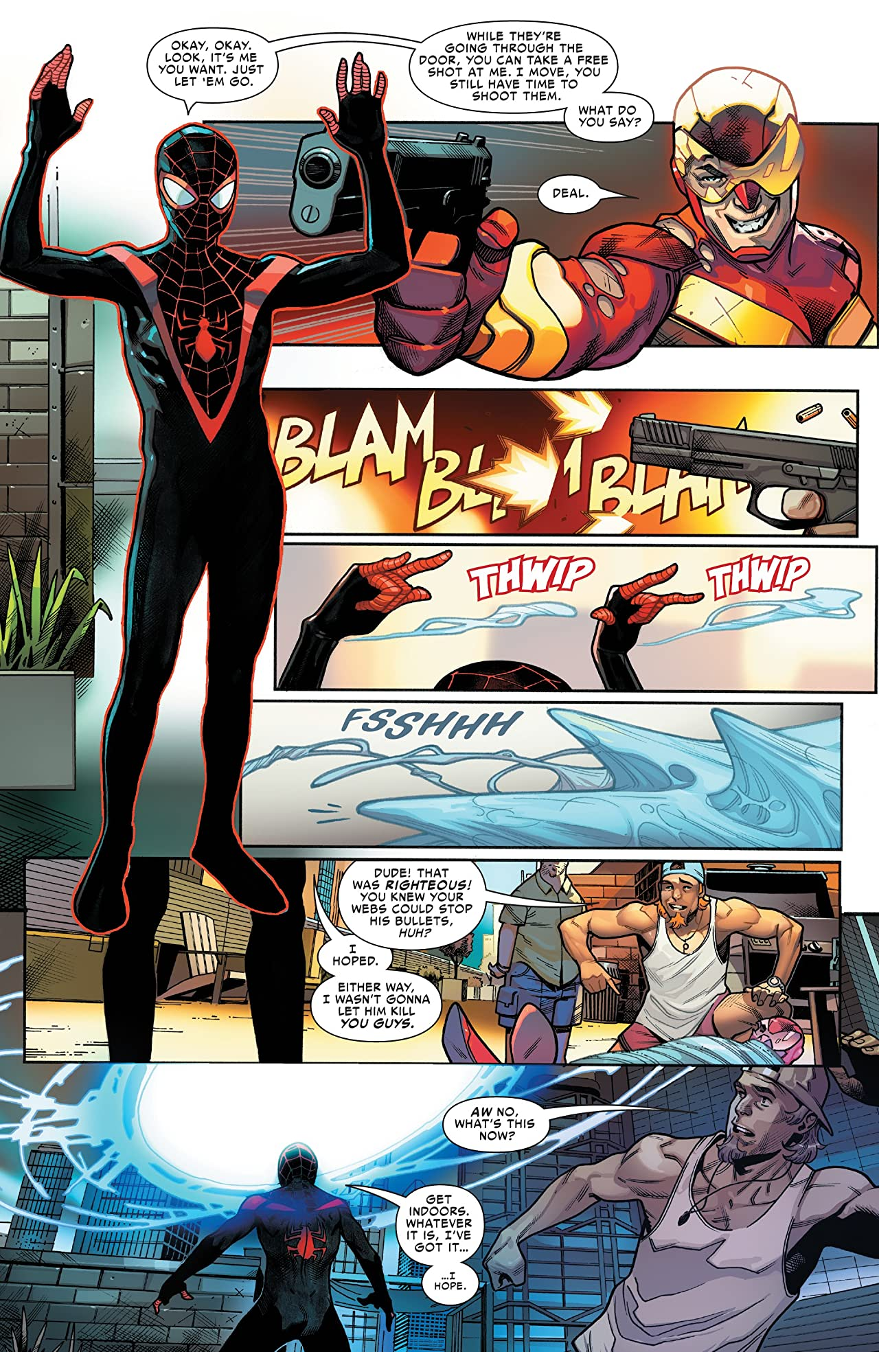 Spider-Geddon (2018) #1 (of 5)