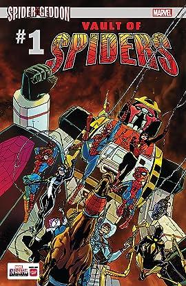 Vault Of Spiders (2018) #1 (of 2)