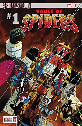 Vault Of Spiders (2018) No.1 (sur 2)