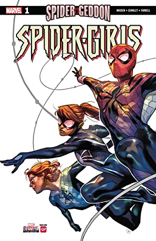Spider-Girls (2018) #1 (of 3)