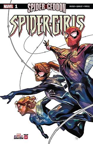 Spider-Girls (2018) #1 (of 3)