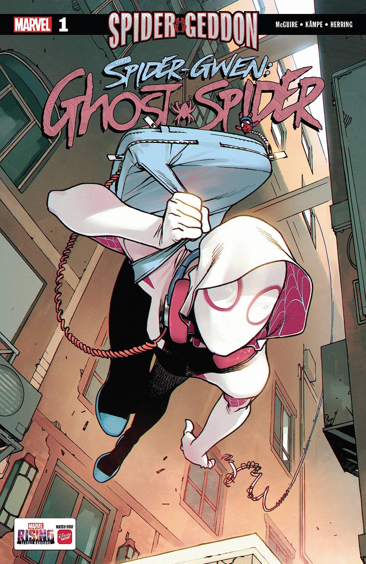 Spider-Gwen : Ghost-Spider - tome 1