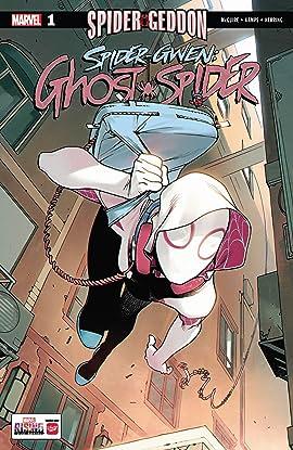 Spider-Gwen: Ghost-Spider (2018-2019) #1