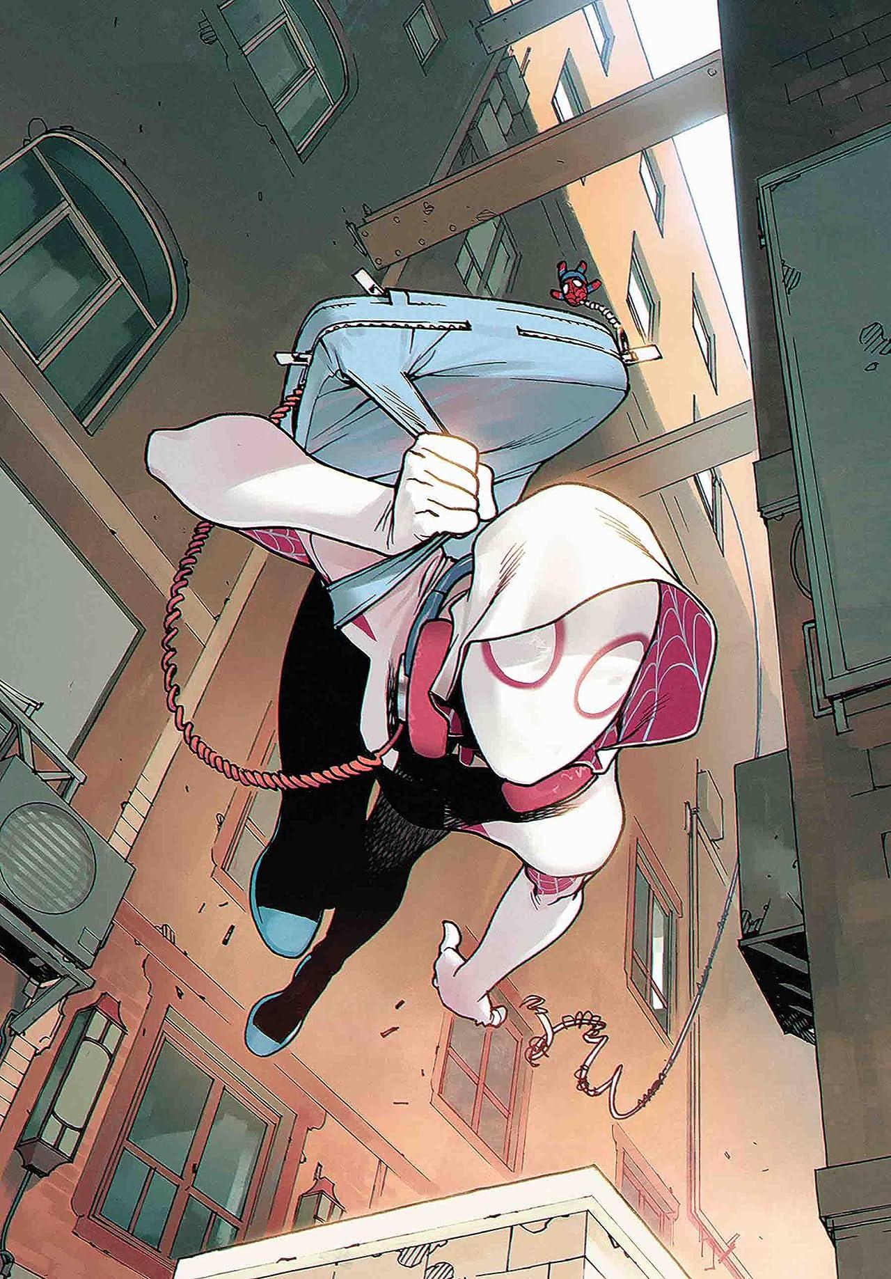 Spider-Gwen: Ghost-Spider (2018-) #1