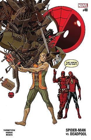 Spider-Man/Deadpool (2016-2019) No.40