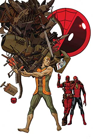 Spider-Man/Deadpool (2016-) #40