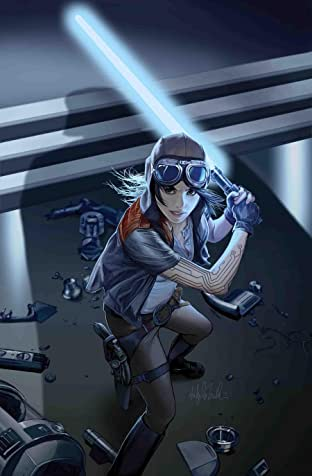 Star Wars: Doctor Aphra (2016-) #25