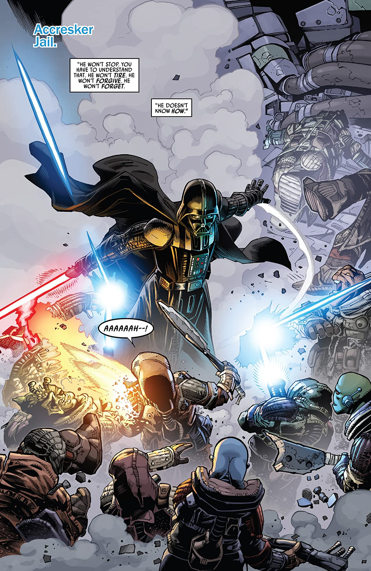 Star Wars: Doctor Aphra (2016-) #25