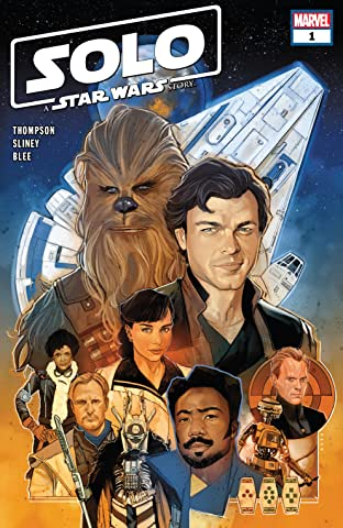 Solo: A Star Wars Story Adaptation (2018-2019) No.1 (sur 7)