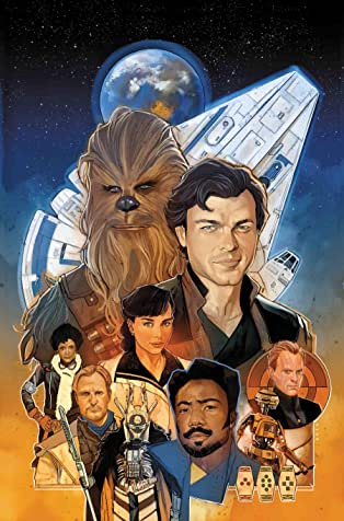 Star Wars: Solo Adaptation (2018) #1 (of 5)