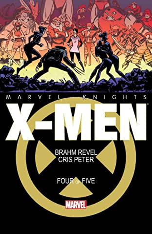 Marvel Knights: X-Men (2013-) #4 (of 5)