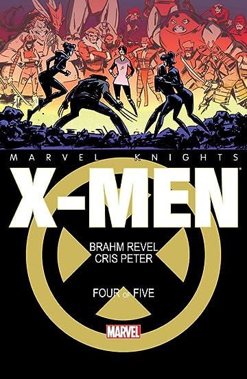 Marvel Knights: X-Men (2013-) #4 (of 5)
