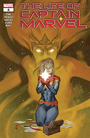 The Life Of Captain Marvel (2018) No.4 (sur 5)